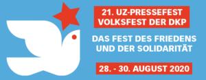 Banner UZ Pressefest